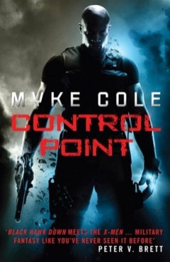 Control Point (Shadow Ops) by Myke Cole