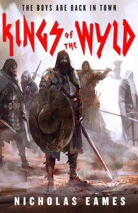 Kings of the Wyld (The Band, #1) by Nicholas Eames