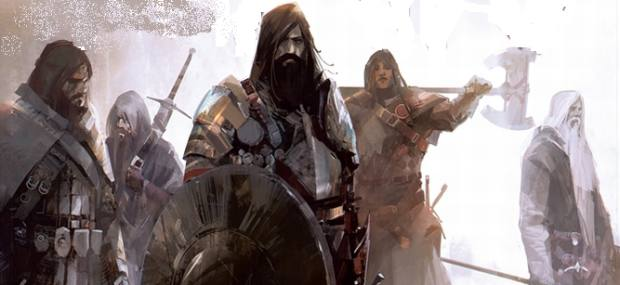 Kings of the Wyld Art by Richard Anderson