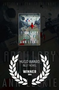 Ancillary Justice (Best Novel Hugo Award)
