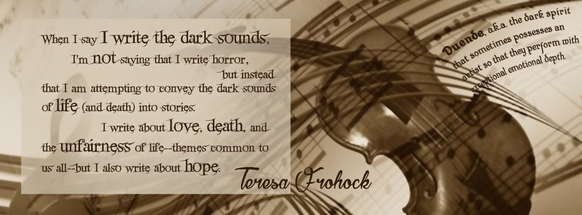 The Dark Sounds by Teresa Frohock