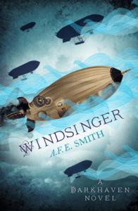 Windsinger (Darkhaven, #3) by A.F.E. Smith