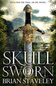 Skullsworn (UK) by Brian Staveley