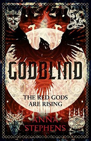 Godblind by Anna Stephens