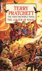 The Colour of Magic (Discworld) by Terry Pratchett