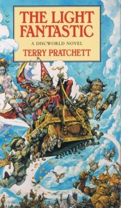 Light Fantastic (Discworld) by Terry Pratchett