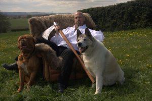 John Gwynne, fantasy author