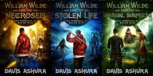 William Wilde trilogy by Davis Ashura