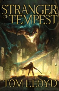 Stranger of Tempest (God Fragments) by Tom Lloyd