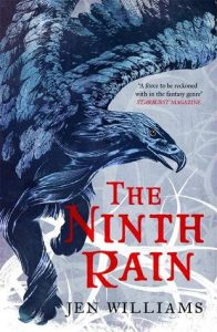 The Ninth Rain (Winnowing Flame) by Jen Williams
