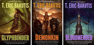 Tales of the Five Provinces by T. Eric Bakutis