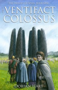 The Ventifact Colossus (Heroes of Spira) by Dorian Hart