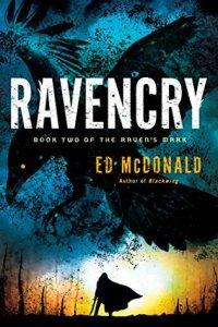 Ravencry (Raven's Mark) by Ed McDonald
