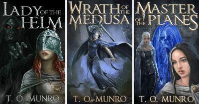 The Bloodline Trilogy by T. O. Munro