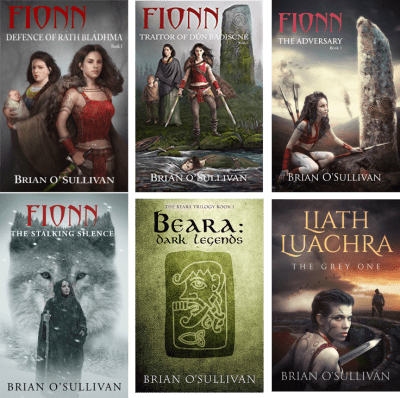 Books by Brian O'Sullivan