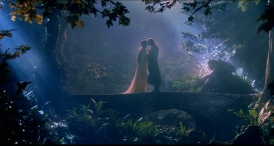 Aragorn and Arwen (The Lord of the Rings)