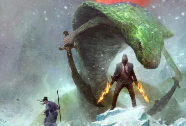 Paternus: Wrath of Gods (Feature)