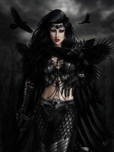 'The Phantom Queen' by Nymonyrya