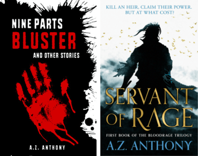 Books by A.Z. Anthony