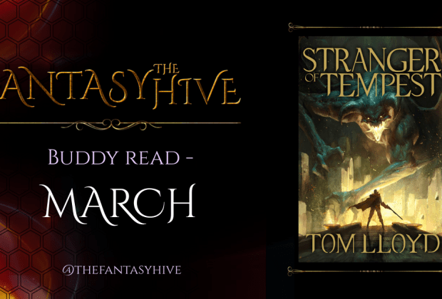 Stranger of Tempest by Tom Lloyd (Hive Reads)