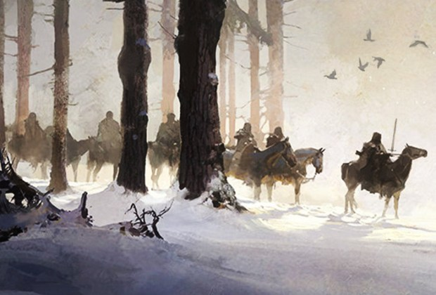 The Winter Road (Feature)