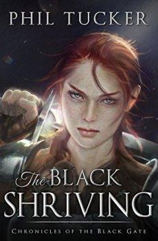 Tucker - Black Shriving