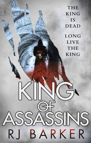 King of Assassins (Wounded Kingdom) by RJ Barker