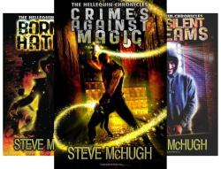 The Hellequin Chronicles by Steve McHugh