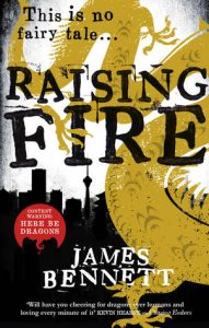 Raising Fire (Ben Garston) by James Bennett