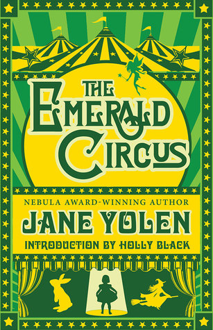 Yolen - The Emerald Circus