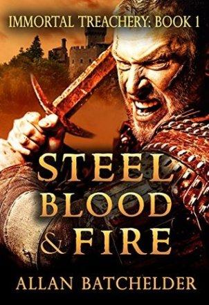 Batchelder - Steel Blood and Fire