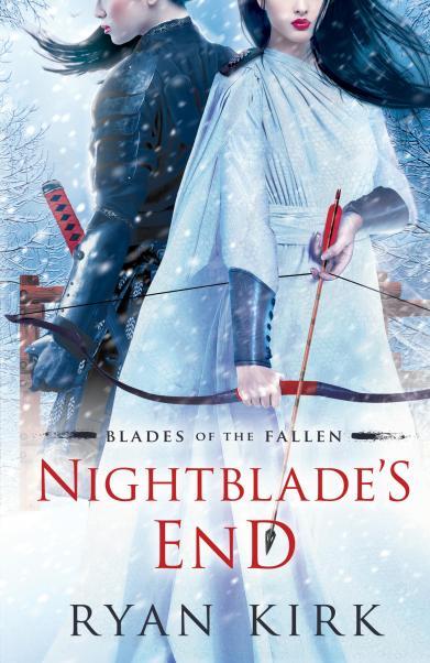 Kirk - Nightblade's End