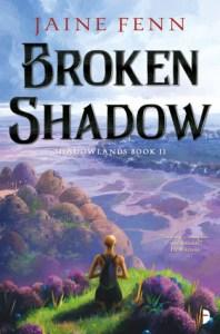 Broken Shadow (Shadowlands) by Jaine Fenn