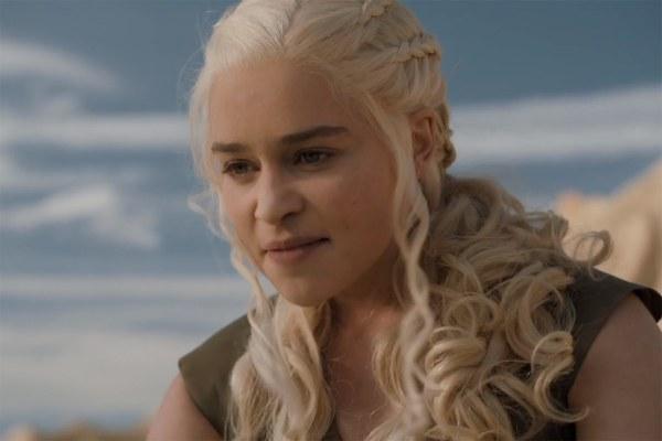 Daenerys Targaryen, First of Her Name, etc.