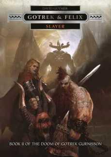 Slayer (Gotrek and Felix) by David Guymer