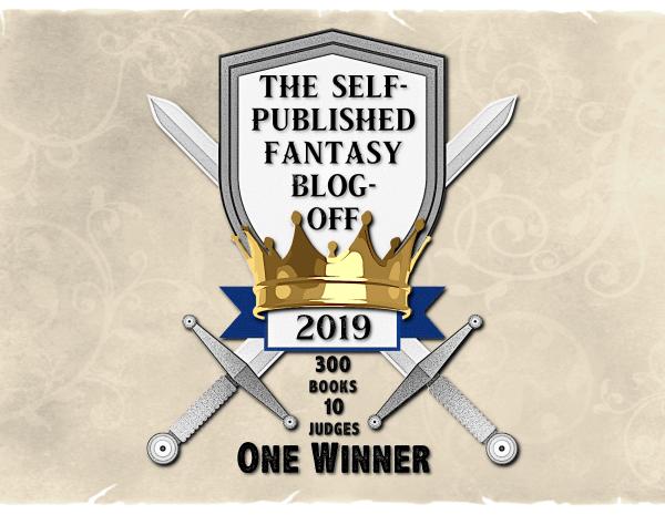 SPFBO 5 Banner (The Fantasy Hive)