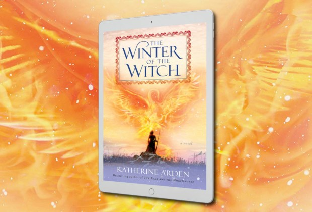 The Winter of the Witch by Katherine Arden (Fantasy HIve Featured Image)