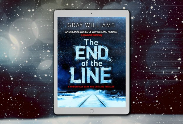 The End of the Line by Gray Williams (Fantasy Hive Featured Image)