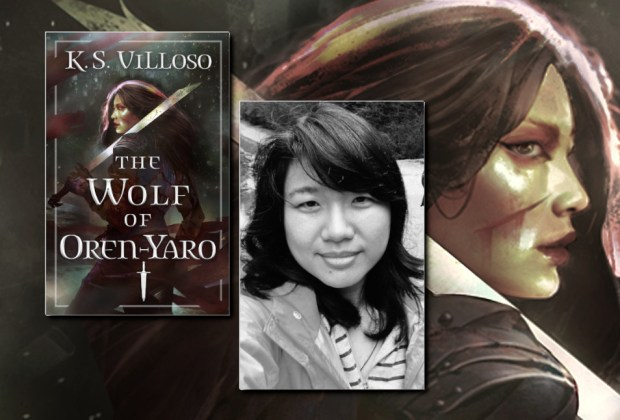 The Wolf of Oren-Yaro by K.S. Villoso