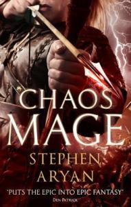 Chaosmage (Age of Darkness) by Stephen Aryan