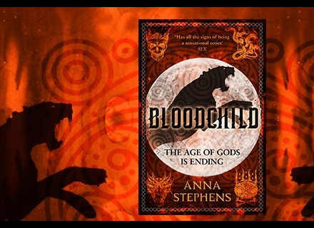 Bloodchild (Godblind) by Anna Stephens