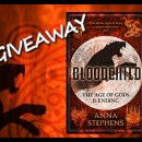 Bloodchild (Godblind) by Anna Stephens - Giveaway