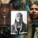 Micah Yongo, author of LOST GODS and PALE KINGS