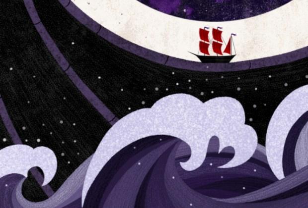 The Flight of the Darkstar Dragon by Benedict Patrick