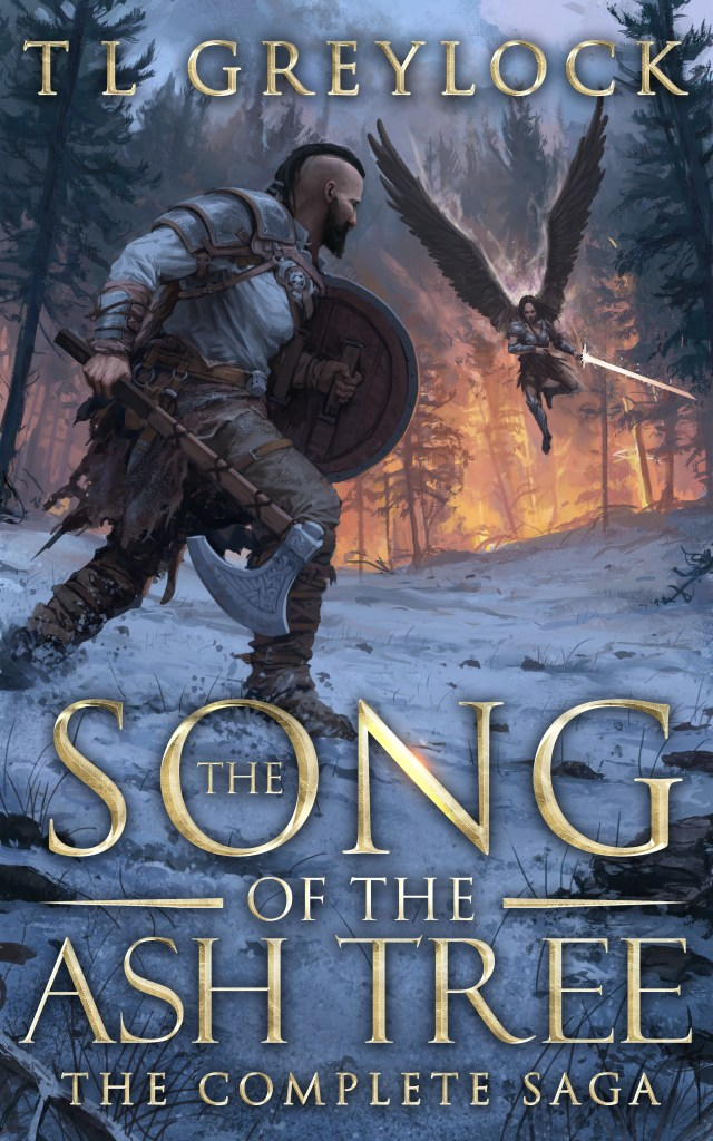The Song of the Ash Tree by T L Greylock