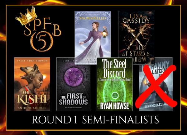 SPFBO 5 Semi-Finalists on The Fantasy Hive