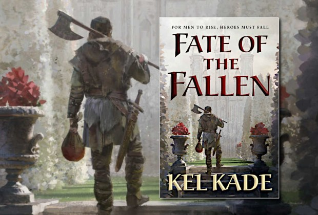 Fate of the Fallen (Shroud of Prophecy) by Kel Kade