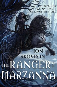 The Ranger of Marzanna (Goddess War) by Jon Skovron