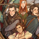 Vox Machina Origins Volume 1 by Matt Mercer