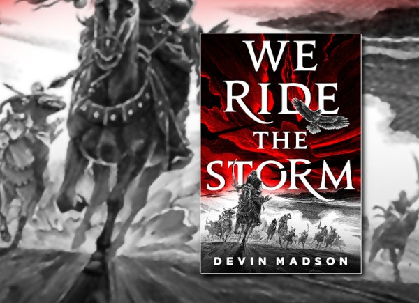 We Ride the Storm (Reborn Empire) by Devin Madson